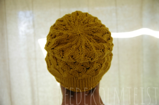 Milanese Lace Topper